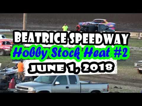 06/01/2018 Beatrice Speedway Heat #2