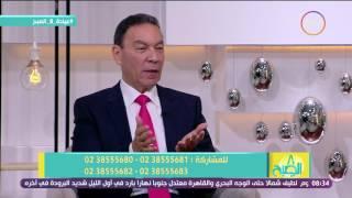 8 الصبح - عيادة 8 الصبح .. الفقرة الإسبوعية مع د/هاني الناظر والحديث عن تساقط الشعر