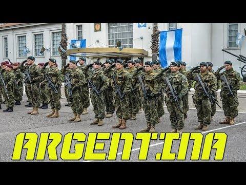 As Forças Armadas da Argentina