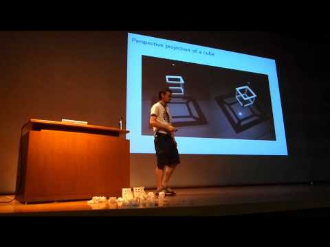 "Symposium on Computational Geometry 2014 plenary talk: ""Design of 3D printed mathematical art"""