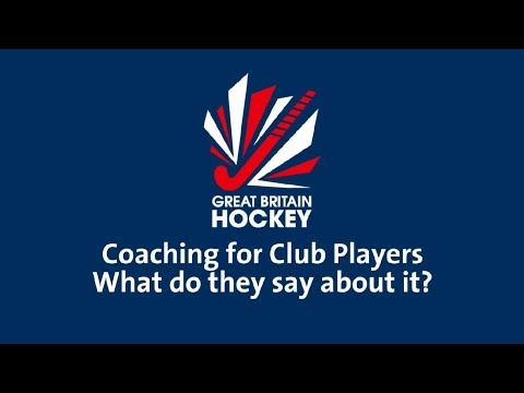 England Hockey 'Coaching For Club Players' Workshop
