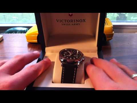 Swiss Army-Victorinox Infantry Watch Review