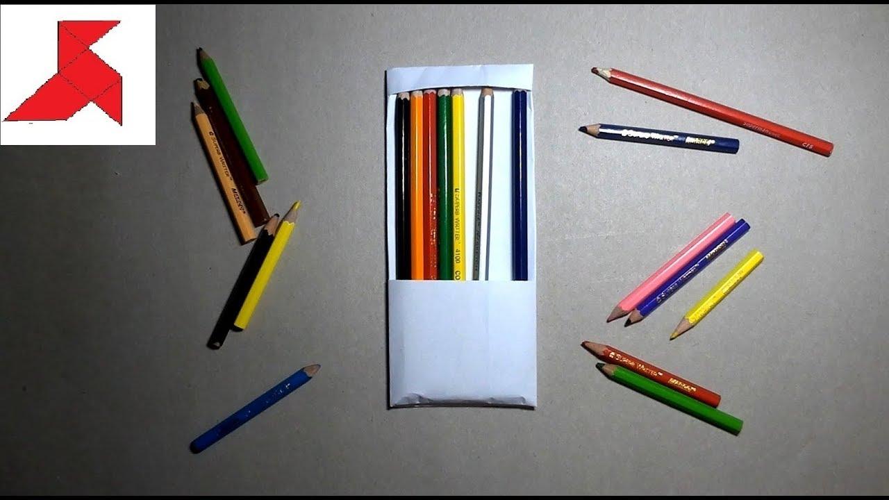 Как сделать стакан из бумаги для карандашей фото 432