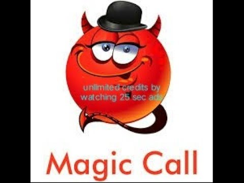 Magic call unlimited credit apk download