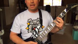 tubes talk to you later - guitar lesson