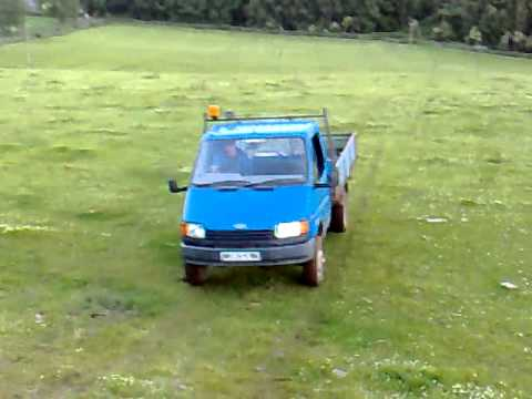 Ford Transit Offroad >> ford county transit 4x4 - YouTube