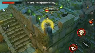 Dungeon Hunter 5 PC game Play 2018