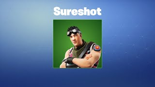 Sureshot | Leak | Fortnite Outfit/Skin