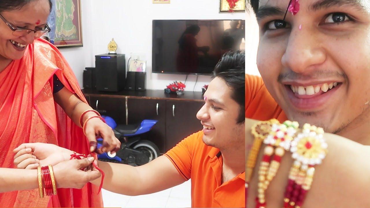 Bhai💗Behen Ka Pyaar Is Something Else👩❤️👨 | Raksha Bandhan Vlog | Pramod Rawat