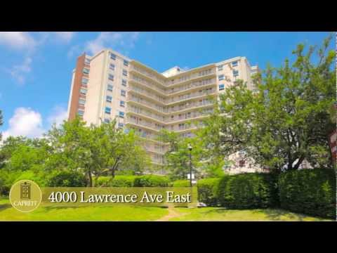 Scarborough Apartments For Rent Video - 4000 Lawrence Avenue East