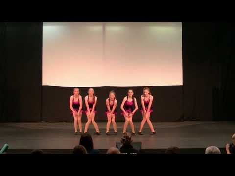 Zara Fergusson - 'Create' Choreography Submission 2018