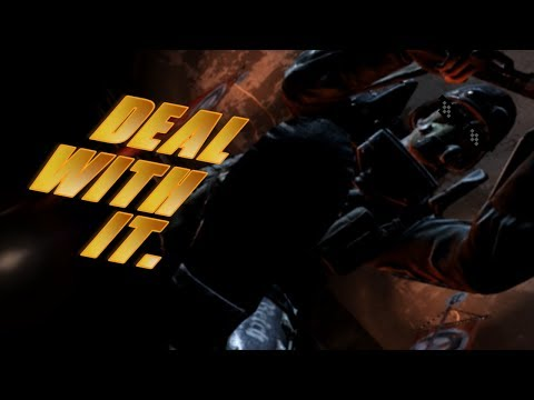 DEAL WITH IT (Metro: Last Light) | Funny Gaming Moments