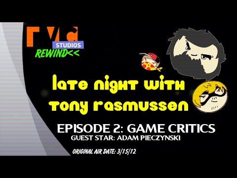 (TVC Rewind!) 'Late Night w/ Tony Rasmussen' Episode 2 ...