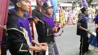 Drumband JARAN GOYANG Arsela putra