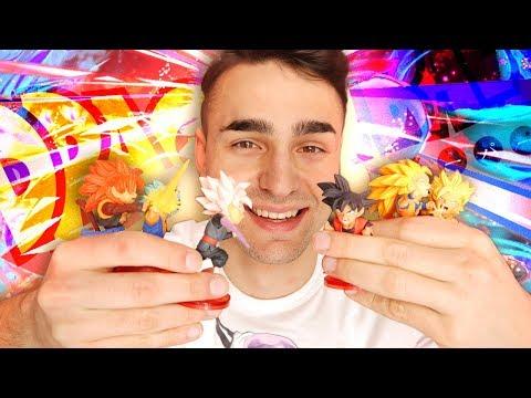 COSTANO POCO E SONO STUPENDE! Mini Figure Dragon Ball Super.   Unboxing Banpresto