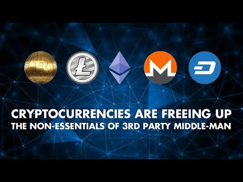 No Government Can STOP Cryptocurrencies: Banking is REVOLUTIONIZING!