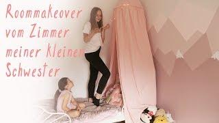 Room Makeover / Roomtour vom Zimmer meiner Schwester