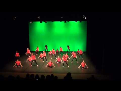 2014   Barcelona Dance Awards  - Earth Song (choreo: Kris De Jonghe)