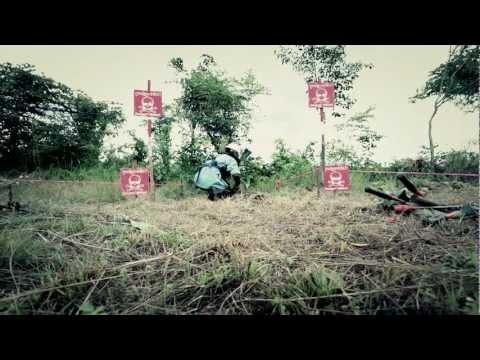UN in Cambodia: Mine Action