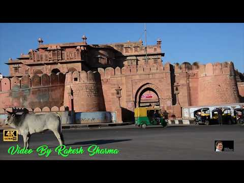 JUNAGARH FORT Pride of Bikaner  an Untold Story in  4K UHD