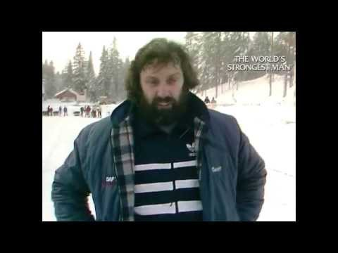 The World's Strongest Man Classics 1984: Sledge Ride for Capes