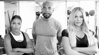 Khloé Kardashian and Emma Grede's Partner Workout