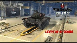 M41 90 Cruel Twist - World of Tanks Blitz