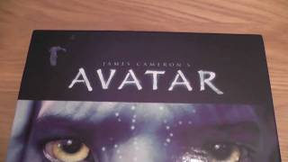 Avatar Limited Extended Collectors Edition Blu Ray