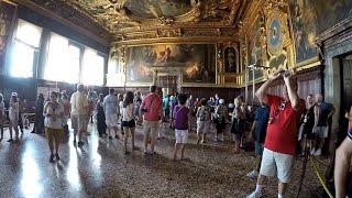 видео Дворец дожей, Венеция
