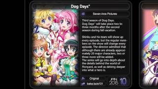 Riyoga's (Sort of) Guide to Winter 2014/2015 Anime [Part 2 of 2]