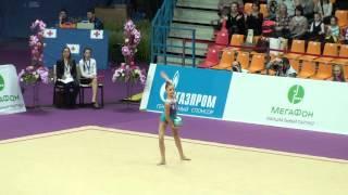 Дина Аверина мяч Художественная гимнастика