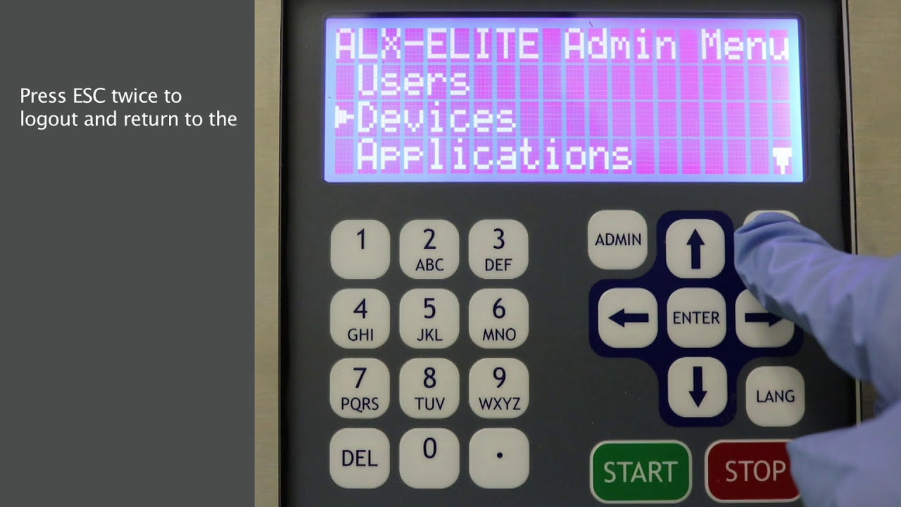 How to Add Pump Devices on an ALX-ELITE and Edit them with the System Editor