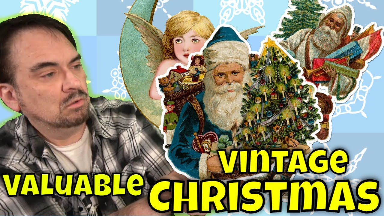 Valuable Vintage Christmas Collectibles You Can Find