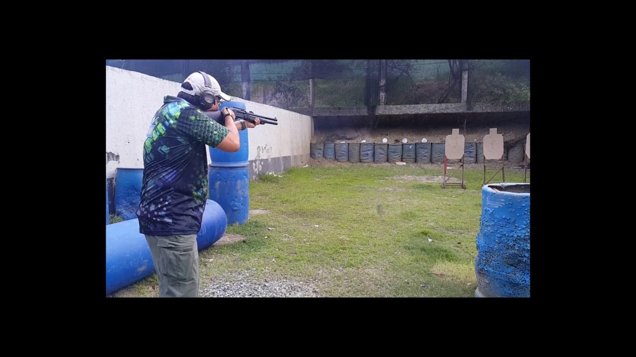 Armscor Alpharms Alpha Comp 12ga Semi Auto Shotgun Youtube