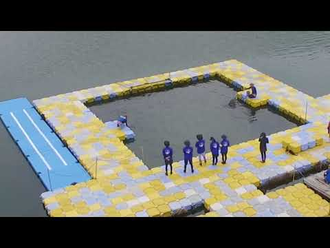 香川県さぬき市津田 日本ドルフィンセンター オープン前