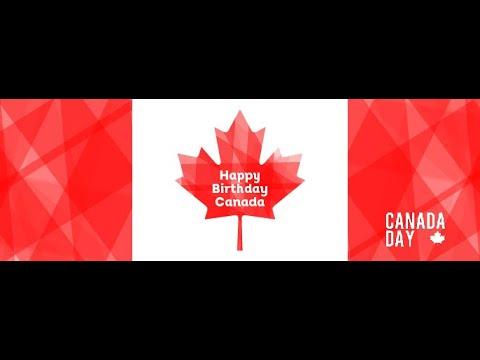 2020 Virtual Canada Day Celebration