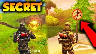 HOW TO COMPLETE NEW *SECRET* FORTNITE CHALLENGES! 5 FORBIDDEN DANCE LOCATIONS FORTNITE BATTLE ROYALE