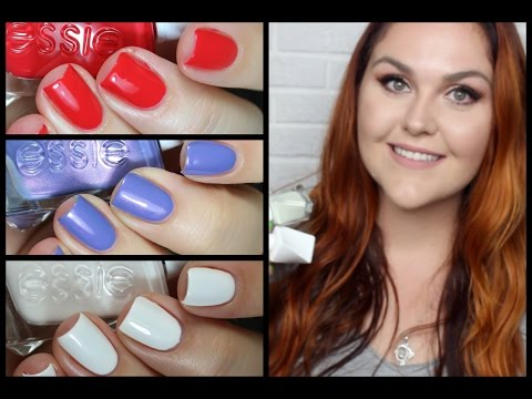 Essie Gel Couture Review + Wear Test! + 30 Swatches!