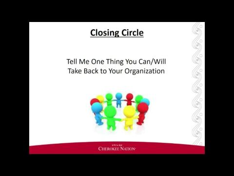 Gadel'tiquai Leadership Series: Managing Stress & Conflict