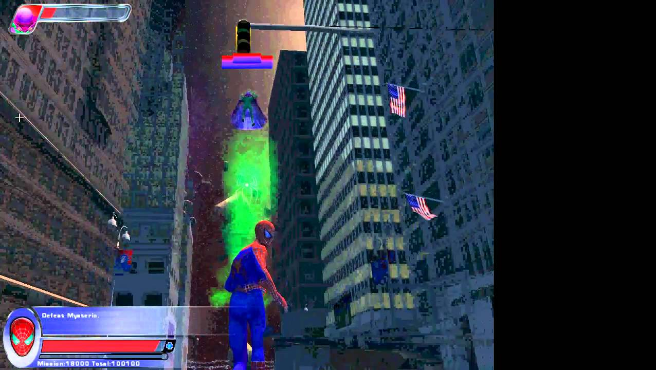 how to make a spiderman like game in unreal