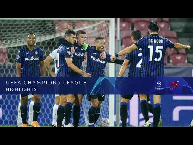 UEFA Champions League | FC Midtjylland v Atalanta BC I Highlights