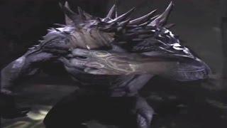 Evolve Big Alpha Goliath Monster gameplay