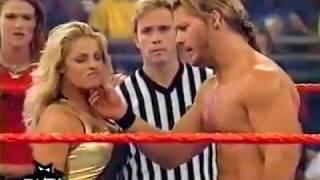Batalha de Sexos - Trish e Lita vs Jericho e Christian Armageddon 2003!