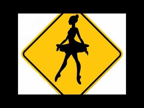 Animated Dancer Kylie Shea Ballet Strut By HayK Manukyan