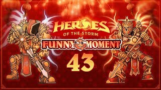 【Heroes of the Storm】Funny moment EP.43