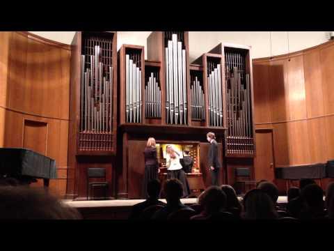 Э.Григ В пещере горного короля переложение для органа в 4 руки