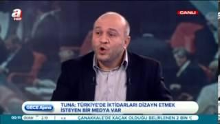 "A HABER / SALİH TUNA: ""GÜLEN'İ ELEŞTİRDİM, SESİM KESİLDİ"""