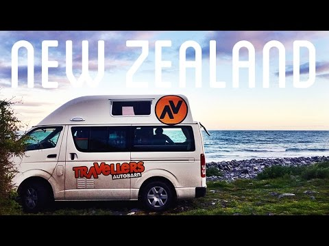 New Zealand Road Trip / Living In A Campervan for 6 1/2 Weeks / What Saffron Said