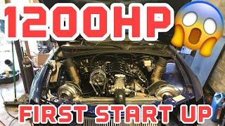 1200hp TWIN TURBO GTO : INSANE First Start Up Video - LS FEST 2018 PREP (SERIOUSLY WATCH TO THE END)