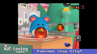 Pokémon Snap: CITY Level!